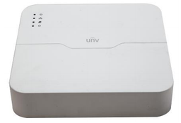 [NVR301-04LX-P4] Enregistreur IP 4 voies dont 4 Ultra POE